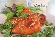 Yummy dinner ideas / by Voskos Greek Yogurt