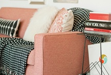 Living/Lounging / by Loveaudrey