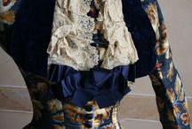 Historical Fashion / Well I can't wear them so I might as well enjoy looking at them somewhere. / by Janine Mimi