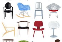 Chairs / by Ricky Woodman