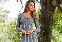 Sweater Dress Season / by VENUS