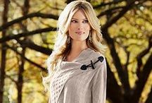 Sexy Fall Sweaters / Stylish and comfortable women's sweaters and cardigans are back! V-neck, scoop neck, cowl neck and more sweater styles that will keep you cozy while looking your best. / by VENUS