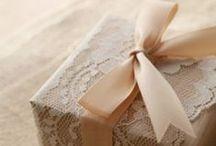 Gift Ideas / by Brianna Hall
