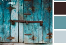 Everything Turquoise / by Patti Farlett