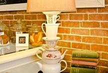 Teapots and Teacups / by Patti Farlett