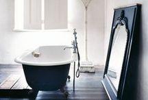 Bathrooms / by Belinda Roussel