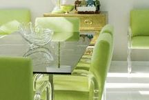 Dining Rooms 2 / by Belinda Roussel
