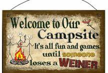 Camping / by Melissa Sampaio