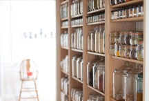 Kitchen and Pantry / by Patti Farlett