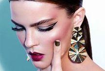 ::Make up:: / by Komal Gupta