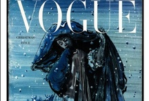Vogue Art Covers / by Franco Vallelonga