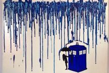 madman in a box / Though I'm still not ginger, here's a collection of all things Doctor Who. It's fantastic. / by Kristina McLean