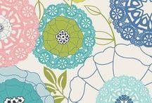 Wallpaper & Paper Design / by Kristen Kieffer Ceramics