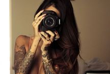 Ink / by Krystal Charlton Orchard