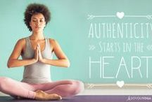 Health & Wellbeing / Yoga, meditation, nutrition and natural health practices.  / by Belinda Witzenhausen