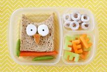 LUNCH BOX/ BENTO IDEAS FOR KIDS / In a rut and out of ideas for what to put in your child's lunch box?  Hopefully you will find some inspiration here! / by Akane @ Juggling With Kids