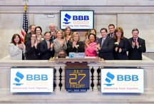 BBB Centennial Celebration / by Council of Better Business Bureaus