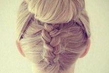 { hair dos } / by Kirsti Eliason