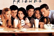 F.R.I.E.N.D.S  best tv show ever! / by Denise Heredia