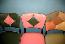 Furniture Form & Pattern / by Kristen Kieffer Ceramics