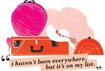 Travel / by Emma Kinsman