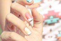Ongles et nail art / by Milie Cestquoicebruit