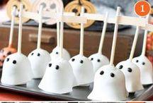 Halloween, recettes, cookies, cupcakes, ... / Le plein d'idées cuisine pour Halloween / by Milie Cestquoicebruit