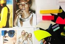 Fashion Inspiration Boards / A collection of fashion mood boards and inspiration pieces, directly from the studios of leading American fashion designers and design houses / by CFDA