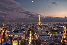 """J'adore Paris / """"Paris is always a good idea.""""- Audrey Hepburn / by Caroline St."""