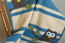 Crochet ~ Baby Blankets / by Diane