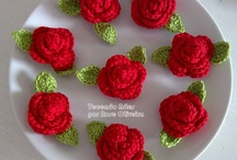 Crochet Flower Garden / by Diane
