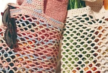 Crochet ~ Totes & Bags / by Diane