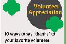 Volunteer Appreciation / by Girl Scouts River Valleys