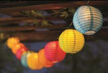Outdoor Lighting & Decor by Pier 1 / by Pier 1 Imports