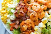 Seafood Recipes / Let's go fishing for some delicious seafood recipes! / by Raining Hot Coupons