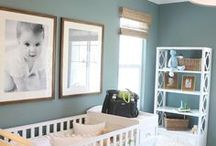 Baby Room / by Catherine Rose