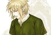 Legend of Zelda - Just Link 2 / by Elizabeth S.
