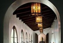 Spanish Revival / Spanish revival architecture and style elements. / by Tagsmith - Handmade Leather Goods