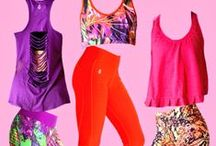 Add a Little Color to Your Workout Clothes / by Color Me Rad 5K