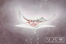CLAMP - Tsubasa Reservoir Chronicle / by Elizabeth S.