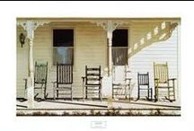 Porches / by Patricia Cook