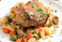 Yummy recipes! / by Jodi VanGaasbeck