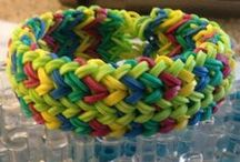 Rainbow Loom / by Tina Wells