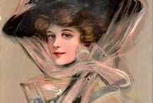 Feminine Mystique-Vintage / by Bee Smith