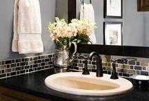 home - baths / swish & swipe / by Heather Chambers