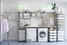 laundry ain't lame / I've never had one before, but the new house means a new opportunity to create the laundry room of my dreams. Lame? / by R P