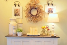 home - entry / welcoming & inviting / by Heather Chambers