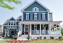 home - building ideas / dreamin & schemin / by Heather Chambers