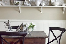 home - dining / by Heather Chambers