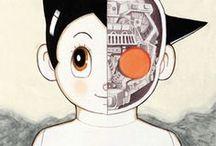 Inspiring Artists -- Tezuka Osamu / by Eric Lacy